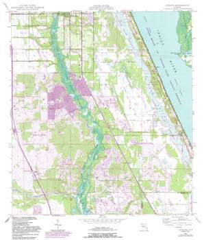 Ankona USGS topographic map 27080c3