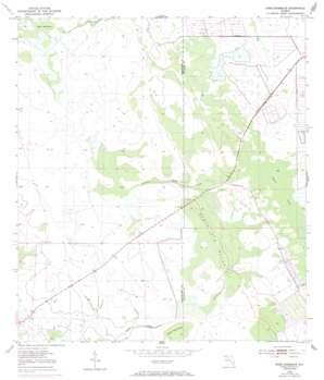 Okeechobee 1 Sw USGS topographic map 27080c6
