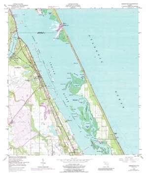 Sebastian USGS topographic map 27080g4