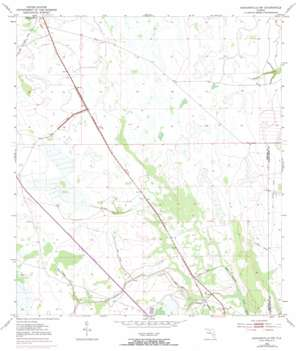 Kenansville Sw USGS topographic map 27080g8