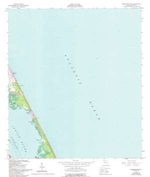 Sebastian Nw USGS topographic map 27080h4