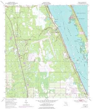 Grant USGS topographic map 27080h5