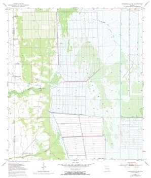 Kenansville Ne USGS topographic map 27080h7