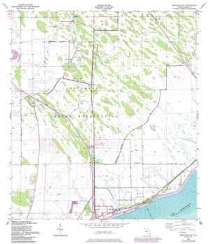 Brighton Se USGS topographic map 27081a1