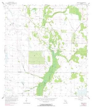 Venus Sw USGS topographic map 27081a4