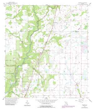 Gardner USGS topographic map 27081c7