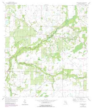 Sweetwater USGS topographic map 27081d6