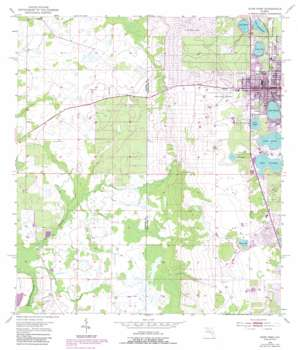 Avon Park USGS topographic map 27081e5