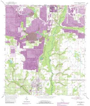Bowling Green USGS topographic map 27081f7