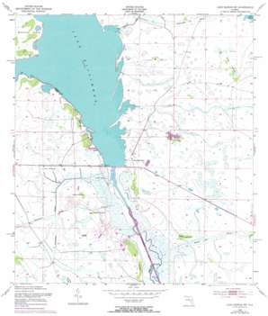 Lake Marian Sw USGS topographic map 27081g2