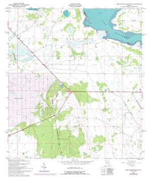 Lake Weohyakpka Se USGS topographic map 27081g3
