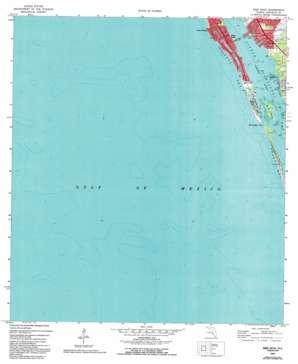 Bird Keys USGS topographic map 27082b5