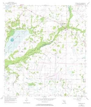 Myakka City USGS topographic map 27082c2