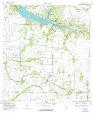 Verna USGS topographic map 27082d3