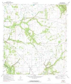 Rye USGS topographic map 27082e3