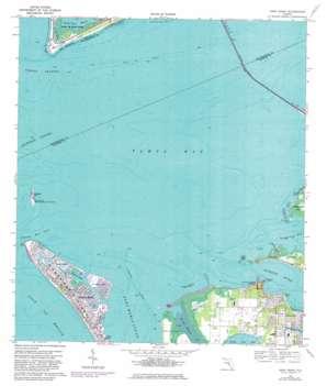 Anna Maria USGS topographic map 27082e6