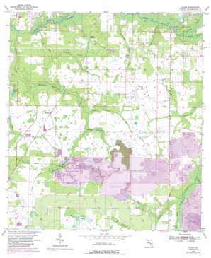 Lithia USGS topographic map 27082g2