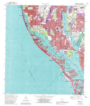 Seminole USGS topographic map 27082g7