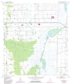 Deer Park Se USGS topographic map 28080a7