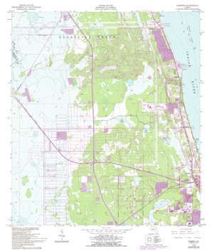 Sharpes topo map