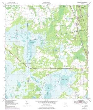 Aurantia USGS topographic map 28080f8