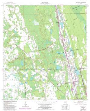 Maytown USGS topographic map 28080g8