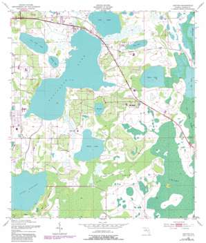 Ashton USGS topographic map 28081b2