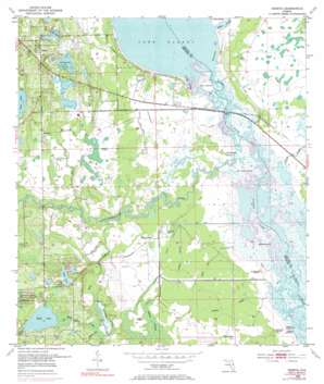 Geneva USGS topographic map 28081f1
