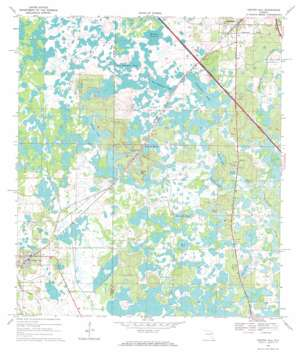 Center Hill USGS topographic map 28081f8