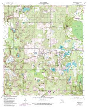 Sorrento USGS topographic map 28081g5