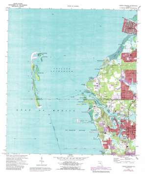 Tarpon Springs USGS topographic map 28082b7