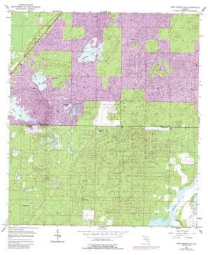 Port Richey Ne USGS topographic map 28082d5