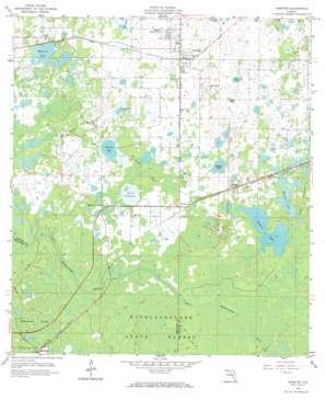 Webster USGS topographic map 28082e1