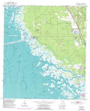 Red Level USGS topographic map 28082h6
