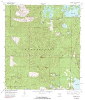 Farles Lake USGS topographic map 29081a6