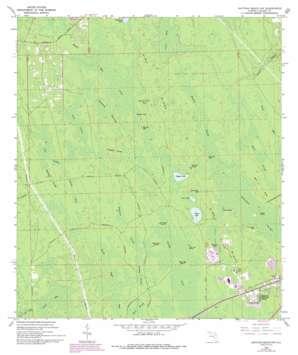 Daytona Beach NW USGS topographic map 29081b2