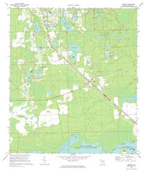 Pierson USGS topographic map 29081b4