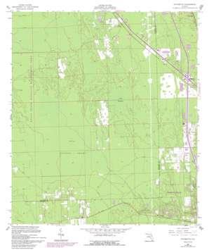 Favoretta USGS topographic map 29081c2
