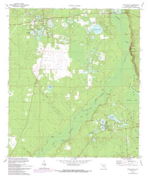 Fort Mccoy USGS topographic map 29081c8