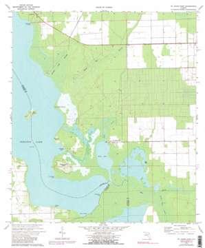 Saint Johns Park USGS topographic map 29081d4