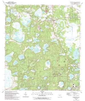 Putnam Hall USGS topographic map 29081f8