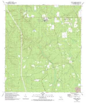 Penney Farms USGS topographic map 29081h7