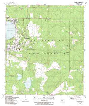 Kingsley USGS topographic map 29081h8