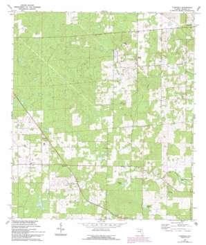 Fairfield USGS topographic map 29082c3