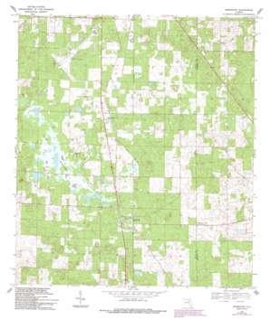 Morriston USGS topographic map 29082c4