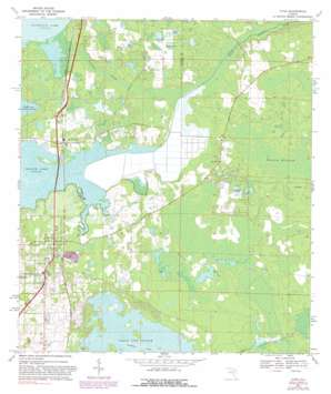 Citra USGS topographic map 29082d1