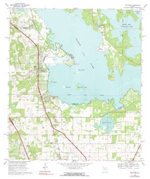 Mcintosh topo map