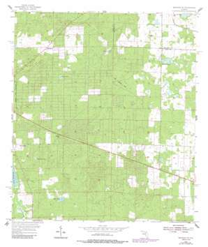 Bronson Ne USGS topographic map 29082d5