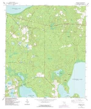 Rochelle topo map