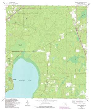 Orange Heights USGS topographic map 29082f2